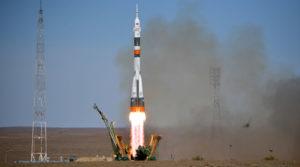 Пуск ракеты-носителя «Союз-2.1В» с космодрома Плесецк 25 ноября 2019 года