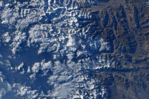 Астронавт NASA Кристина Кук опубликовала фото Эвереста с МКС