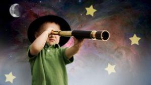 Как увлечь ребенка астрономией