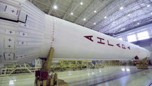 На космодроме «Восточный» начали монтаж второго стартового стола