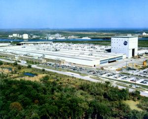 NASA завершило сборку центрального блока ракеты SLS