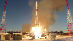 Ракета «Союз» со спутником «Глонасс-М» запущена с космодрома Плесецк