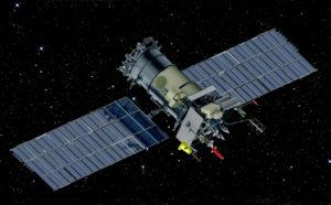 Российский спутник «Метеор-М» столкнулся с метеоритом