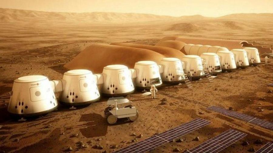 Проект по колонизации Марса Mars One обанкротился