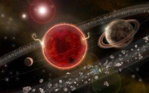 Соседняя звездная система - сюрприз по соседству