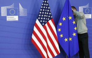 Торговая война в космосе: американские компании против европейских