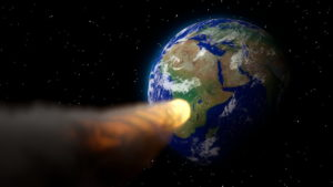 Астероид 29 апреля 2020 года