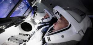 Непогода отменила старт корабля Crew Dragon 27 мая 2020 года