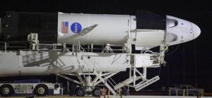 Трансляция запуска ракеты Spacex 27 мая 2020 года