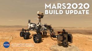 НАСА публикует трейлер Марс 2020