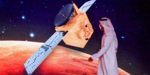 Почему ОАЭ так интересует планета Марс? Запуск первого шаттла ОАЭ в космос