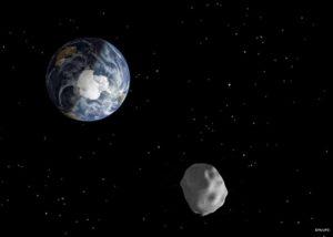 Астероид 5 августа 2020 года