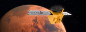 Арабский зонд «Хоуп» вышел на орбиту вокруг Красной планеты