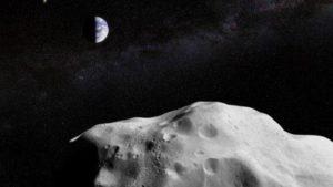 Астероид 27 мая 2021 года и 1 июня 2021 года
