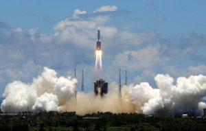 Китай впервые посадил космический аппарат на Марс