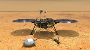 Марсианская пыль может закончить миссию Insight намного раньше
